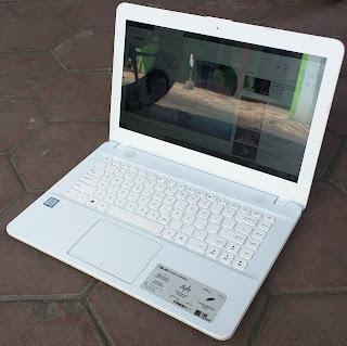 Laptop ASUS Vivobook X441U Core i3 Bekas
