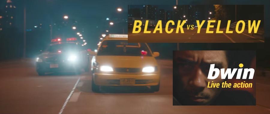 Canzone della Pubblicità BWIN Black & Yellow | Musica Spot 2017