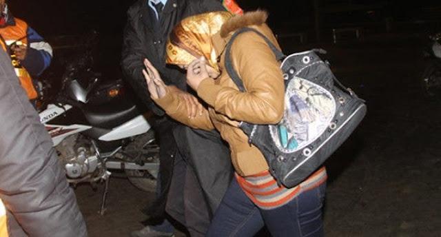 الأمن يعتقل فتاتين بسبب الإبتزاز والتهديد بالتشهير