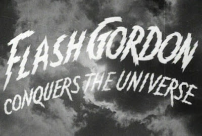 Serie Flash Gordon conquista el Universo