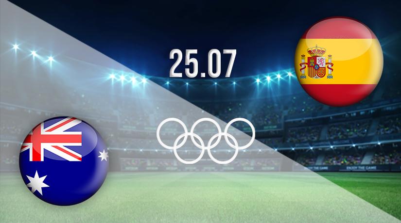 مباراة اسبانيا واستراليا اليوم