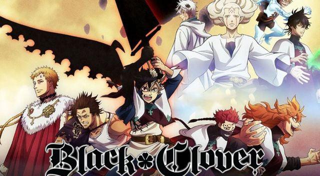 Black Clover Manga 261