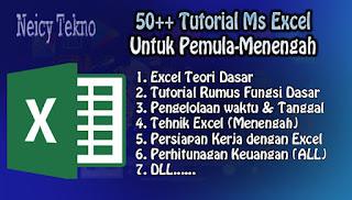 Tutorial Excel Untuk Pemula