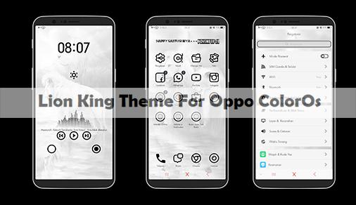 Download Tema Oppo Tembus Semua Aplikasi Gratis