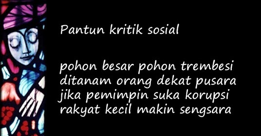 Contoh Pantun Nasehat 3 Bait - Contoh LL