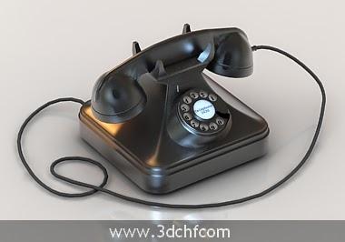 free 3d model phone