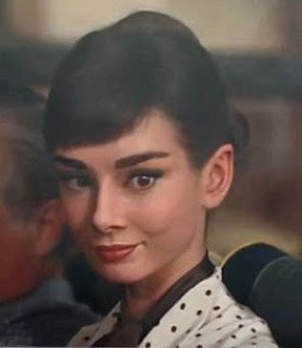 'Audrey Hepburn' post mortem appearance for Galaxy chocolate advert