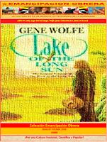 LibroN°. 2865. Lago Del Sol Largo. Wolfe, Gene.