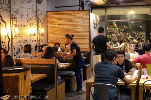 Locavore in Bonifacio Global City (BGC)
