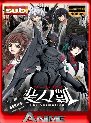 Sword Gai: The Animation – Parte 2 [12/12]HD [1080P]subtitulada [GoogleDrive-Mega] BerlinHD