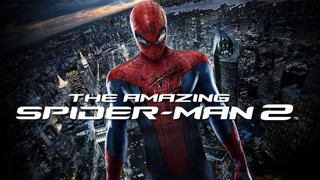 العاب الاكشن و الابطال الخارقين The Amazing Spider Man 2