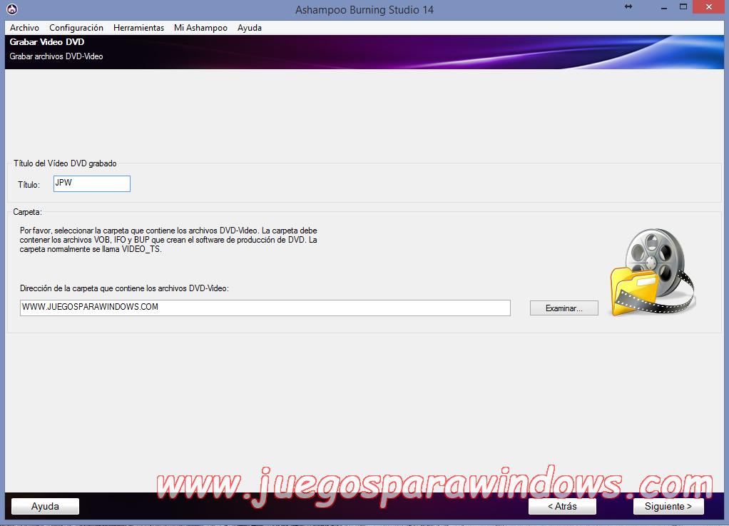 Ashampoo Burning Studio v14.0.5.10 Full PC ESPAÑOL 11