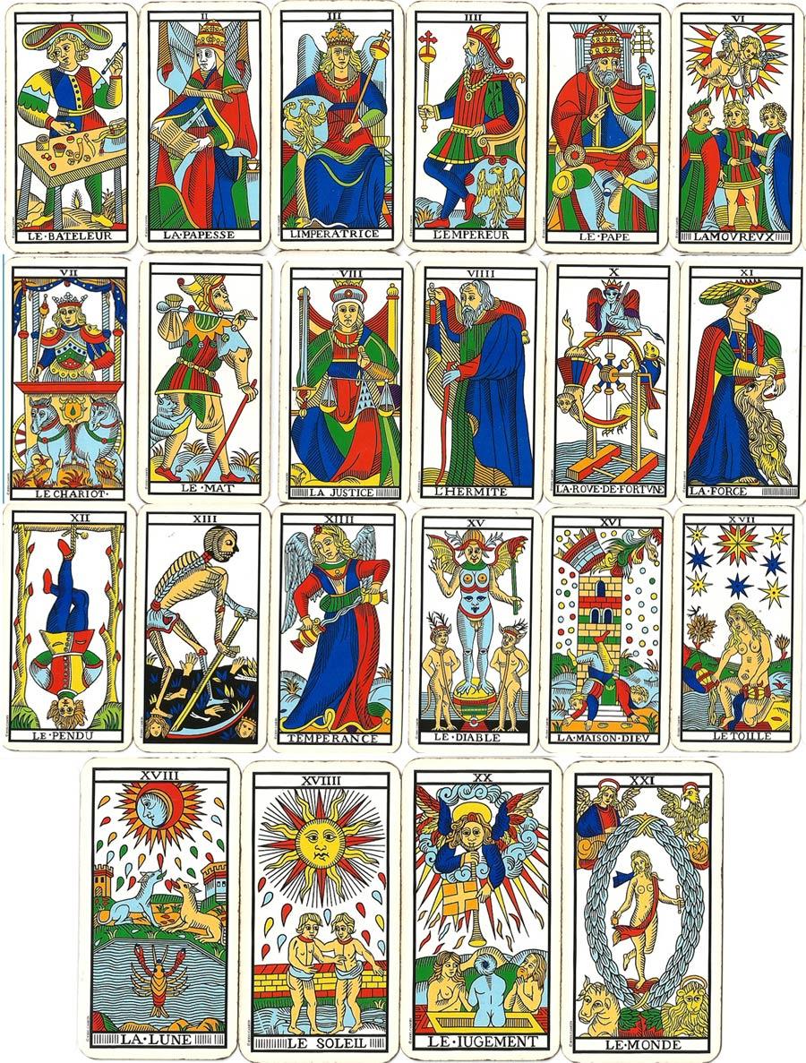 Oráculo: ¿Qué Arcano del Tarot  regirá tu año?