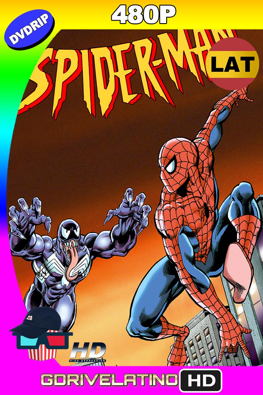 Spider-Man (1994-1998) DVDRip 480p (Latino-Castellano-Inglés) MKV