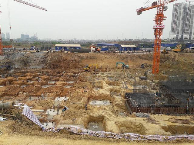 Dự án The K Park Văn Phú chính thức đi vào khởi công
