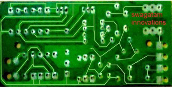 PCB design for 40 watt ballast