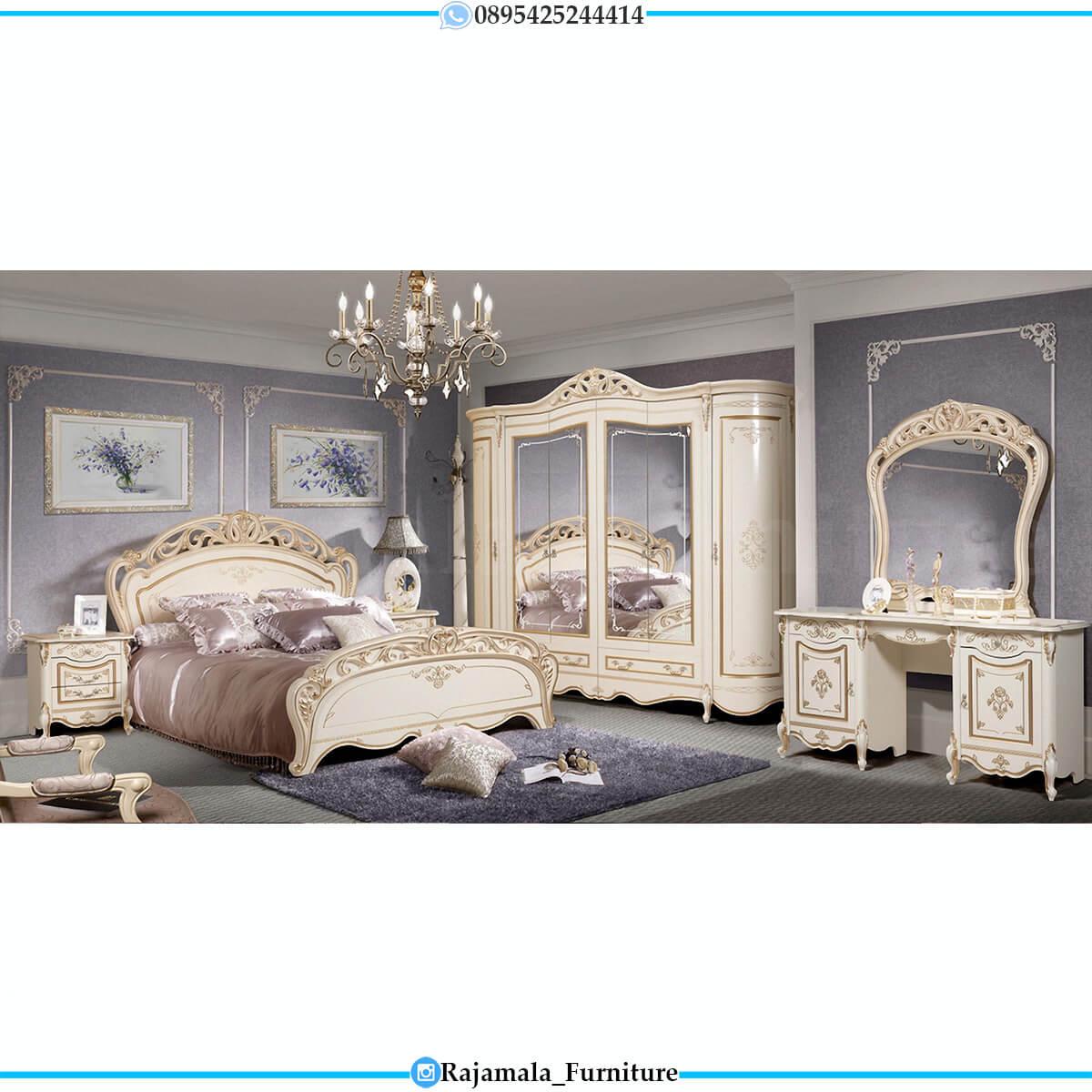 New Tempat Tidur Mewah Jepara Classic Luxury Furniture Jakarta RM-0702