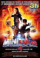 Mini Espias 4: Los ladrones del tiempo (2011)