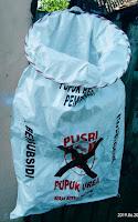 Dukung Wujudkan Kobi Bersih, BKM Al-Ikhlas Jatiwangi Sebarkan 300 san Karung Sampah