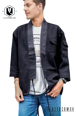 Outer Hajaruku, Jaket Pria, Jaket Korean Style