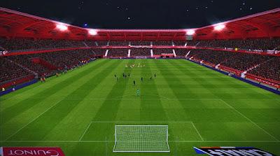 PES 2017 Stadiums Valenciennes