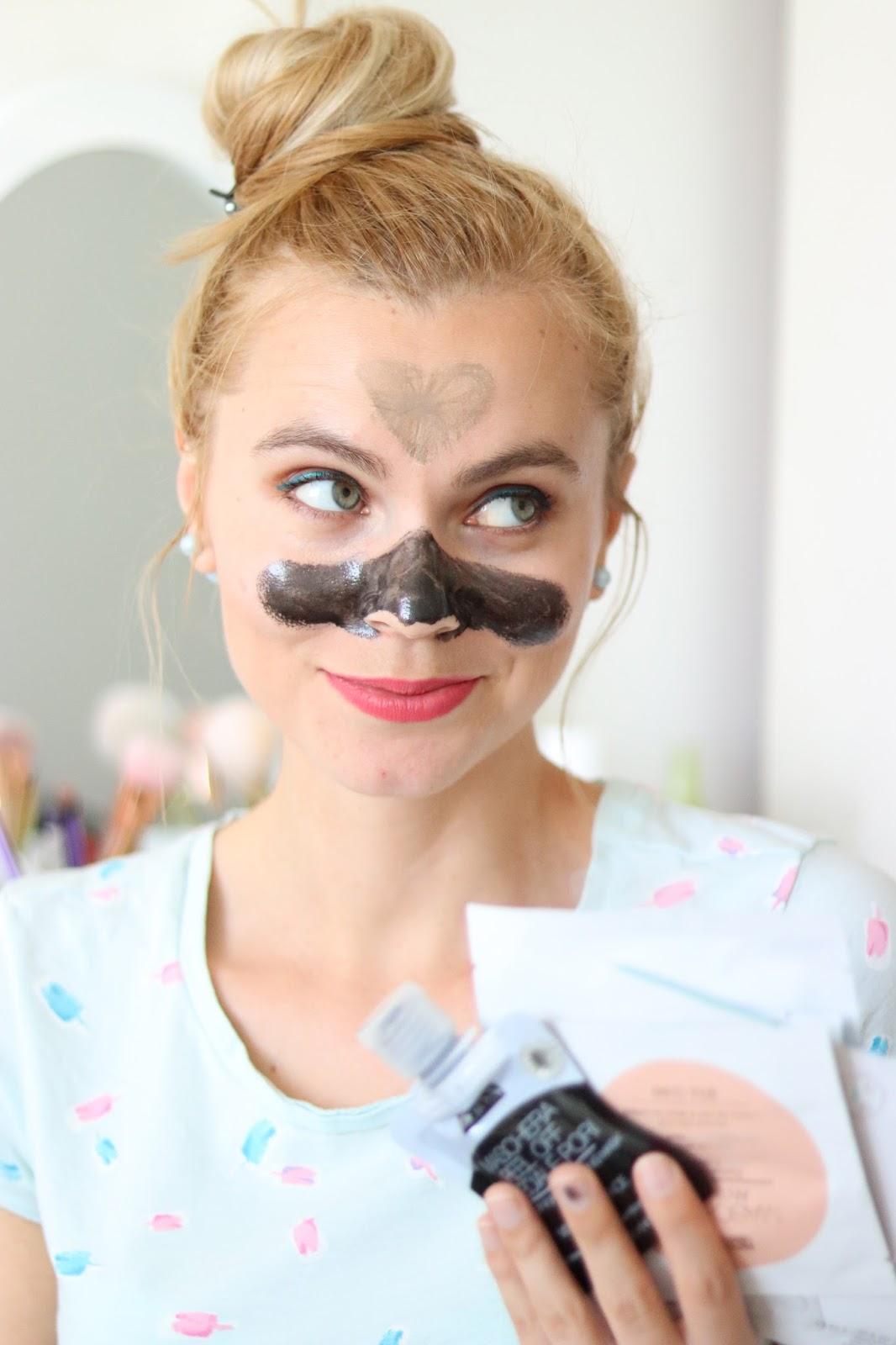 slovak beauty blogger