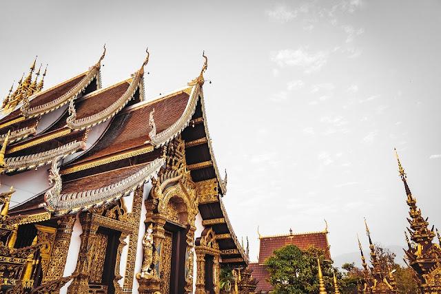 Thaïlande, les petites bulles de ma vie