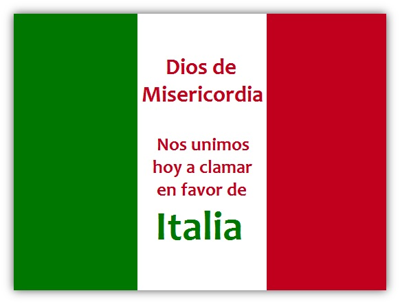Oremos por Italia - #PrayForItaly