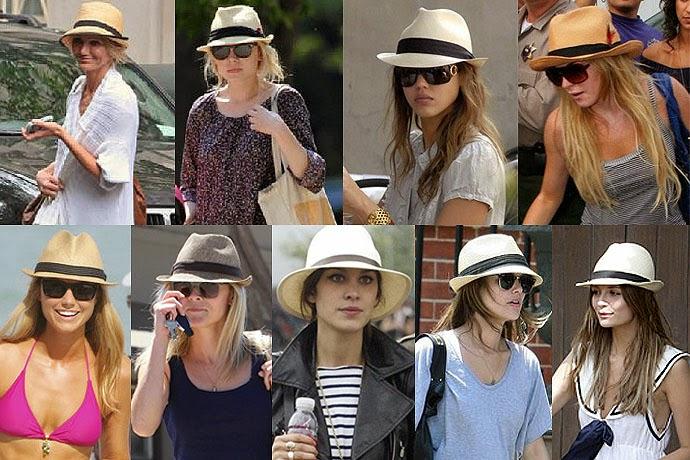 8f85989c310b3 Lilimilly Criativa  Tendência chapéu Verão 2015