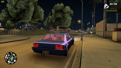 GTA San Andreas ENB For Low Pc Best Graphics