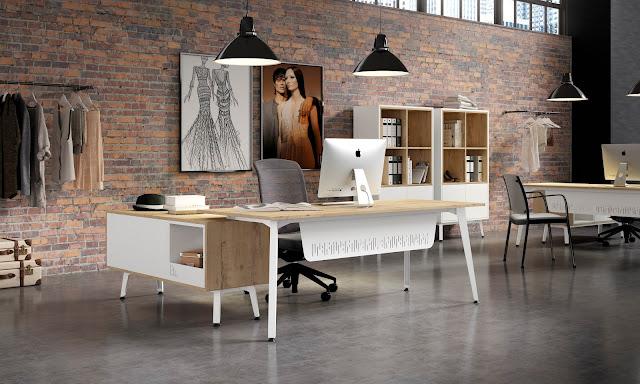 * Aprovecha el momento de diseñar tu oficina en casa