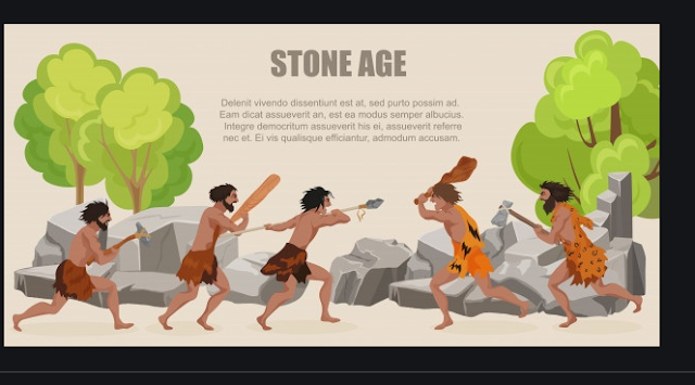 classification 0f stone age in india-palaeolithic age,neolithic age