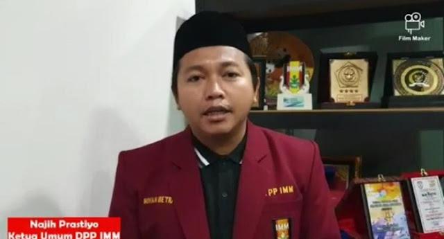 Kader Tewas, Seruan Ketum IMM: Suarakan Perlawanan, Merahkan Indonesia!
