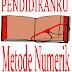 Pengertian Metode Numerik Dan Prinsip Metode Numerik