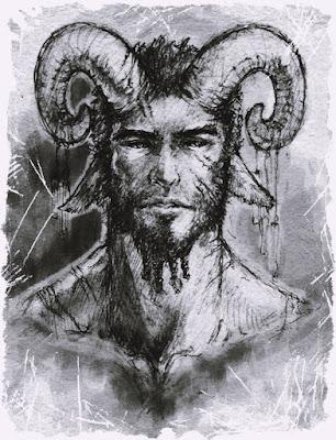 Diabo, Pan, Deus Pan, Fauno, Deus dos Bosques, Deus Cornífero, Mitologia, História