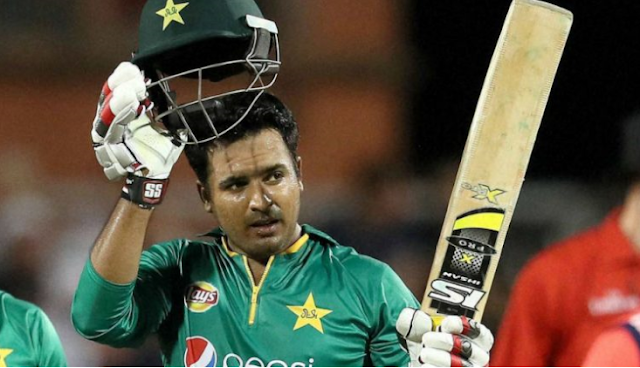 Sharjeel Khan to make a return in cricket after an unconditional apology to PCB
