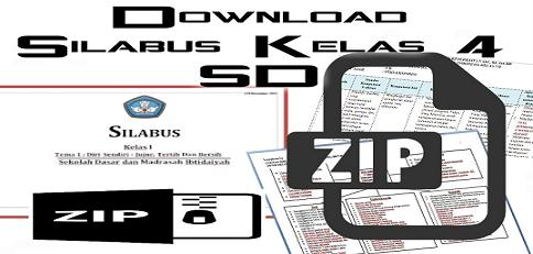 Download Kumpulan Silabus Kelas 4 SD