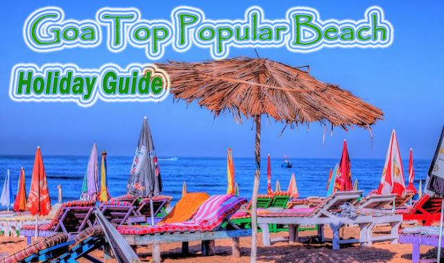 Goa Top Popular Beach