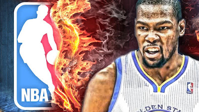 Kevin Durant (35) chez les Golden State Warriors