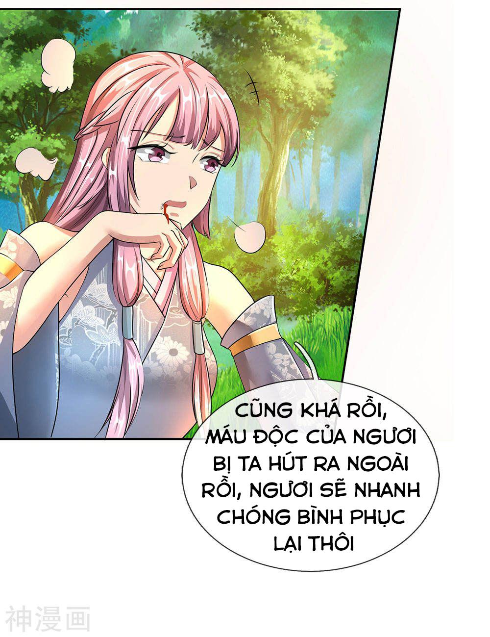 Nghịch Thiên Kiếm Thần chap 89 - Trang 16