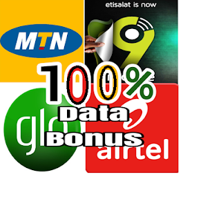 How To Activate 100% Double Data Subscription on Glo, Mtn, Airtel and 9mobile