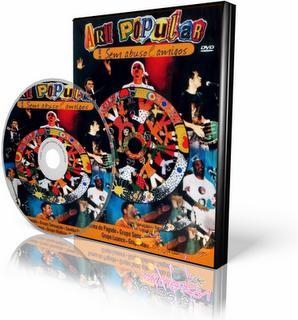 DVD Art Popular - Sem Abuso e Amigos (2005)