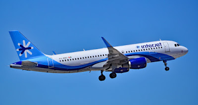 Interjet la aerolínea más importante de México