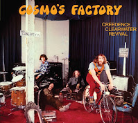 creedence cosmo's factory rock 1970