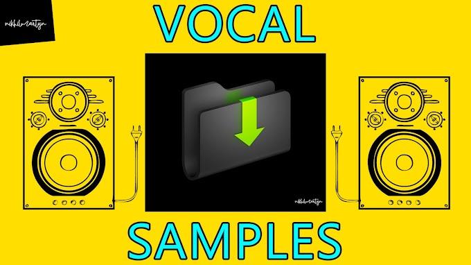 2020 New Vocal Sample Pack | Dj Nikhil Martyn