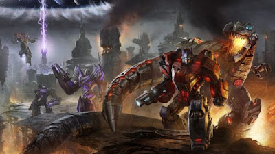 Download Game Transformers War For Cybertron PC