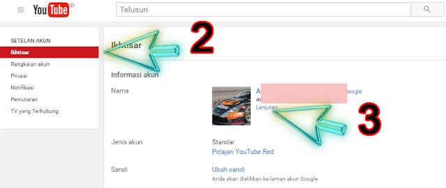 cara mengetahui ID youtube