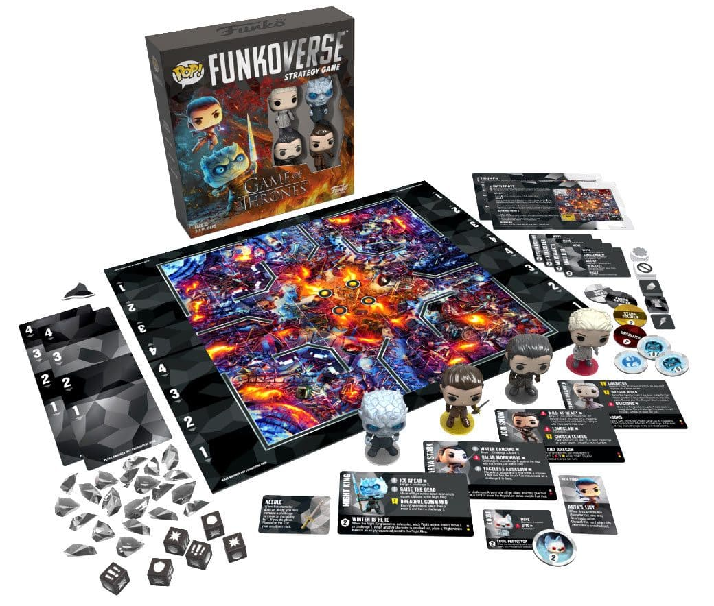Funkoverse Strategy Game: Game of Thrones