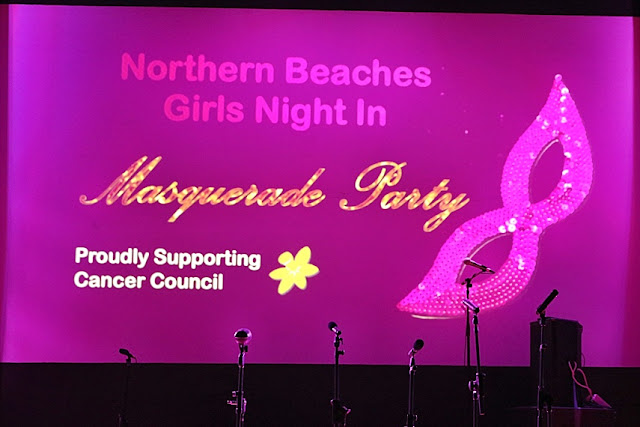 Charity Event | 13 October 2017 | Girls Night In | Dee Why RSL