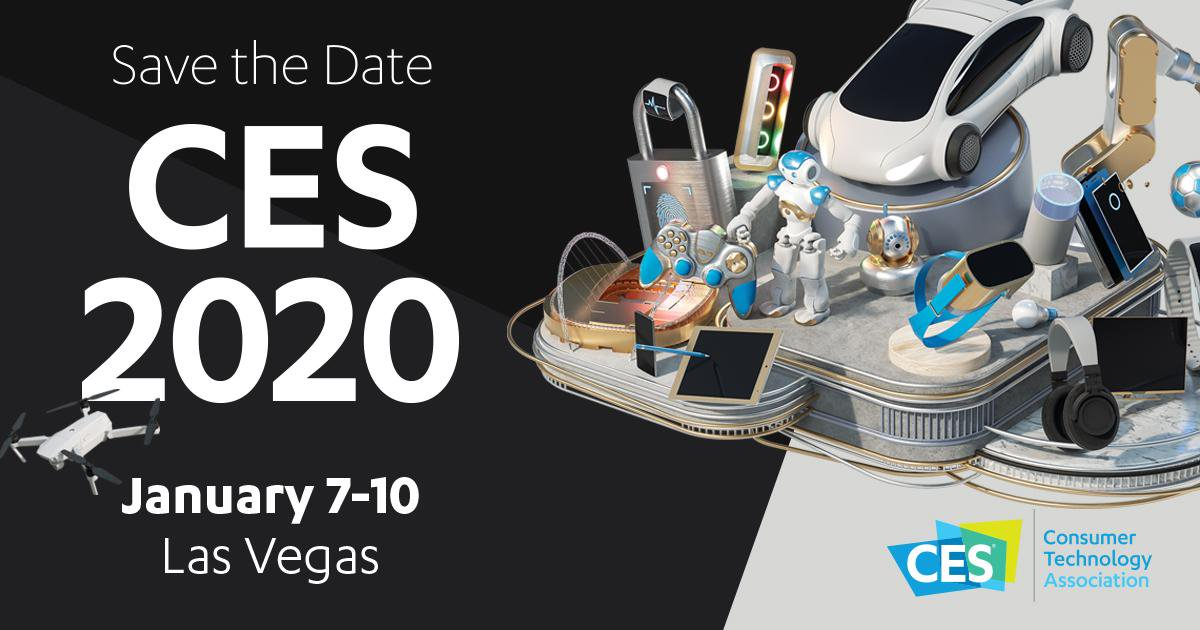 2020 Consumer Electronics Show.Wacky Gadgets Latest Gadgets Technologies And Systems